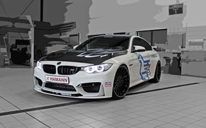 Picture BMW, BMW, Hamann, Coupe, F82