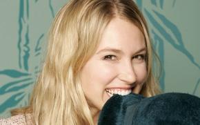 Picture hat, blonde, actress, Sarah Carter