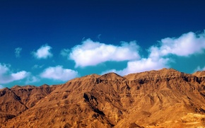 Picture by the Red Sea, Ataqa mountain, Egypt