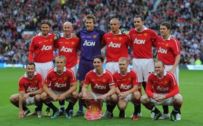 Wallpaper players, Manchester United