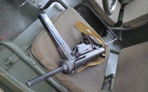 Wallpaper war, the gun, world, Second, times, M3