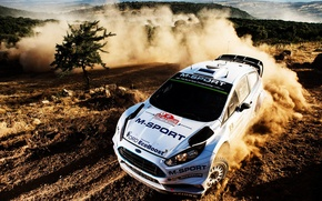 Picture Ford, Ford, WRC, Rally, Rally, Fiesta, There Miss