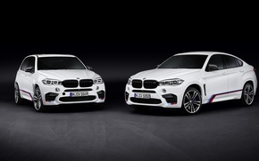 Picture BMW, BMW, F16, 2015, X6 M, F15, Performance Accessories, X5 M