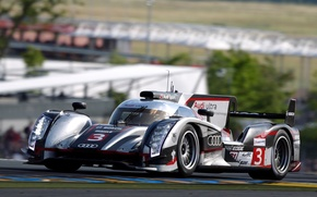 Picture Audi, Ultra, R18, Le Mans 2012