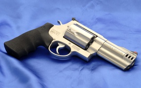 Picture Wallpaper, Weapons, Gun, Canvas, Revolver, Model 500, Smith & Wesson, Smith Wesson, Model 500