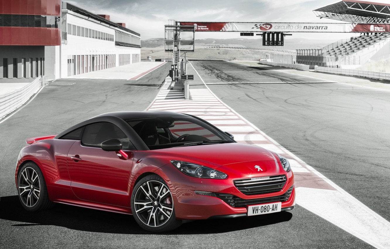 Photo wallpaper Peugeot, RCZ, 2014