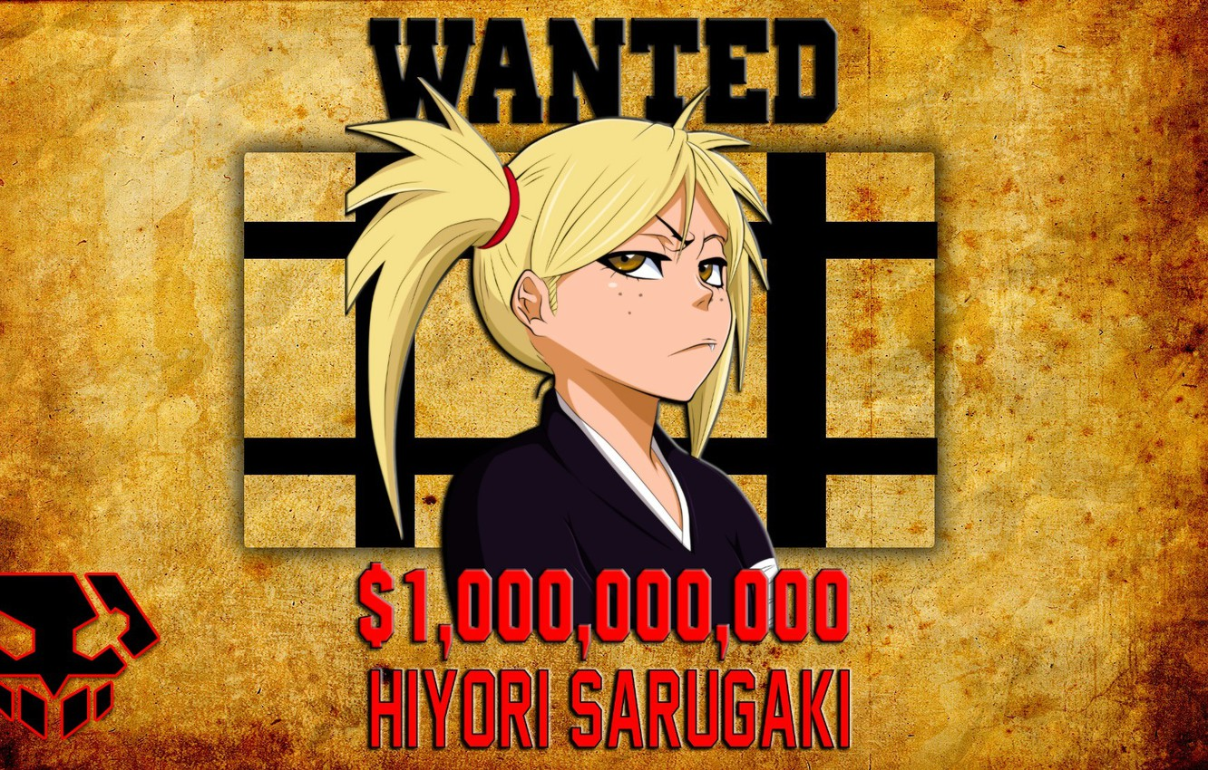 Photo wallpaper sake, girl, game, Bleach, wanted, One Piece, anime, pretty, crossover, blonde, asian, pretty girl, japanese, …