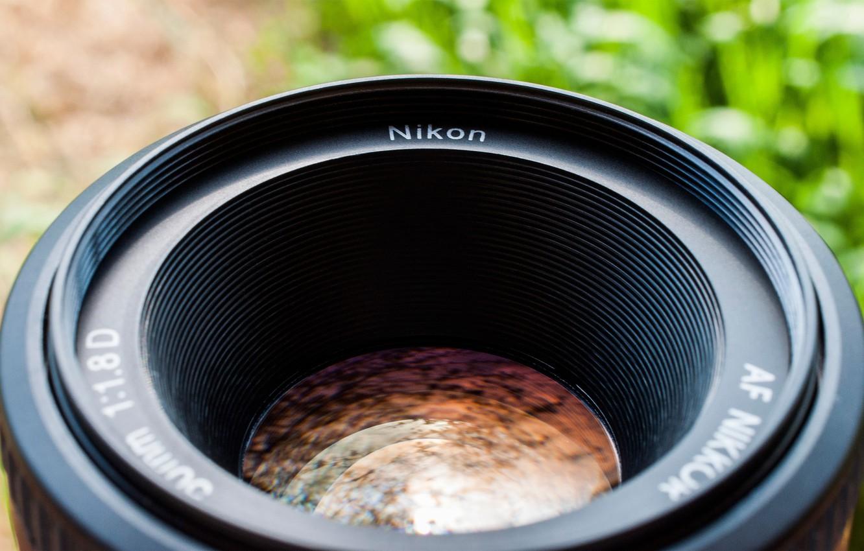 Photo wallpaper lens, lens, wallpaper, photography, nikon, 2560x1600, lens