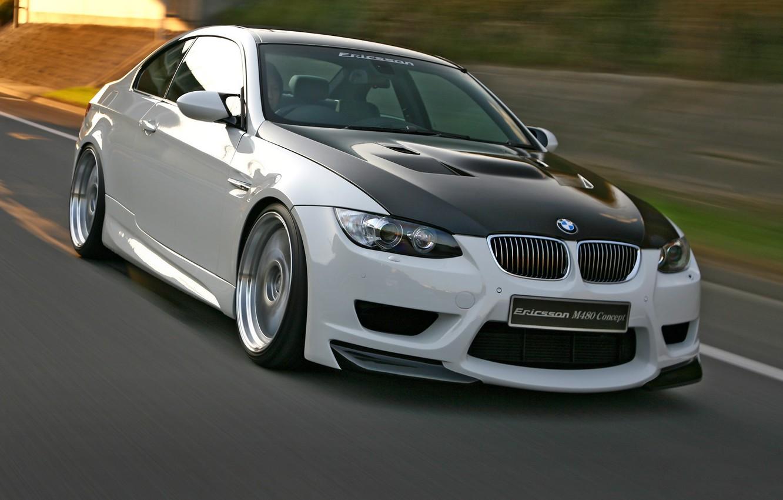 Photo wallpaper BMW, Car
