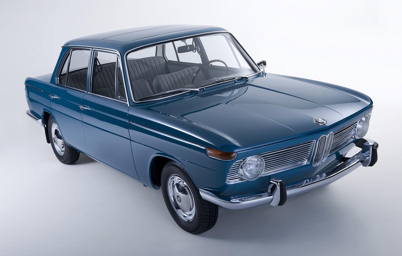 Photo wallpaper Retro, BMW, BMW, Beha, 1964, 1500, 1962, E115