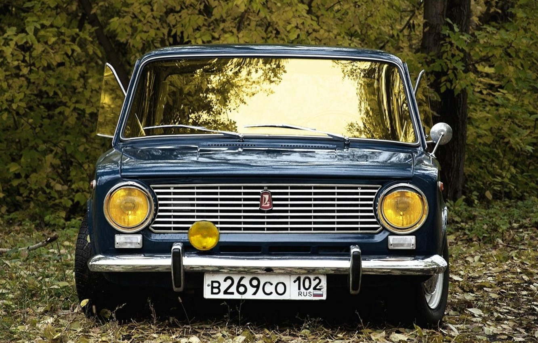 Photo wallpaper 2101, Fiat, VAZ