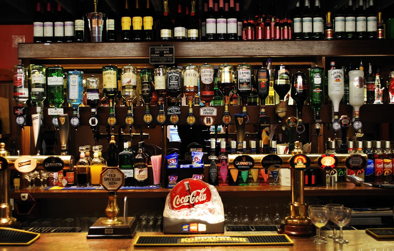 Photo wallpaper bar, bottle, wine, whats next, bar