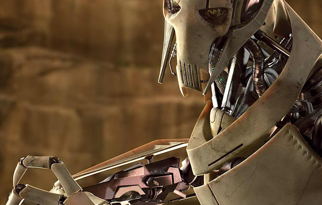 Wallpaper Star Wars Star Wars General Grievous Images For
