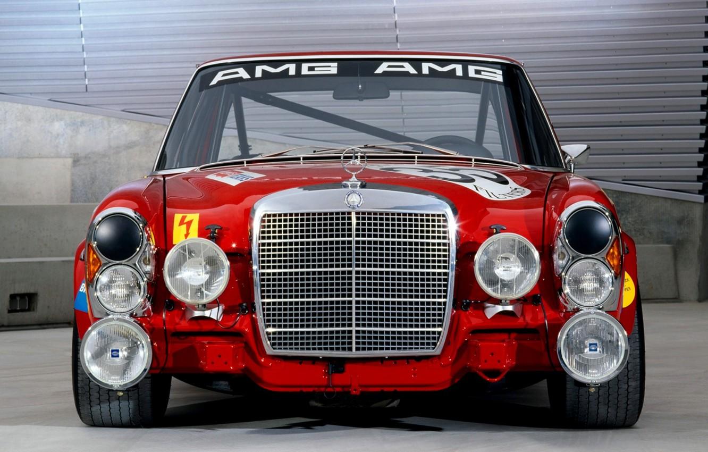 Photo wallpaper Tuning, Benz, Mercedes