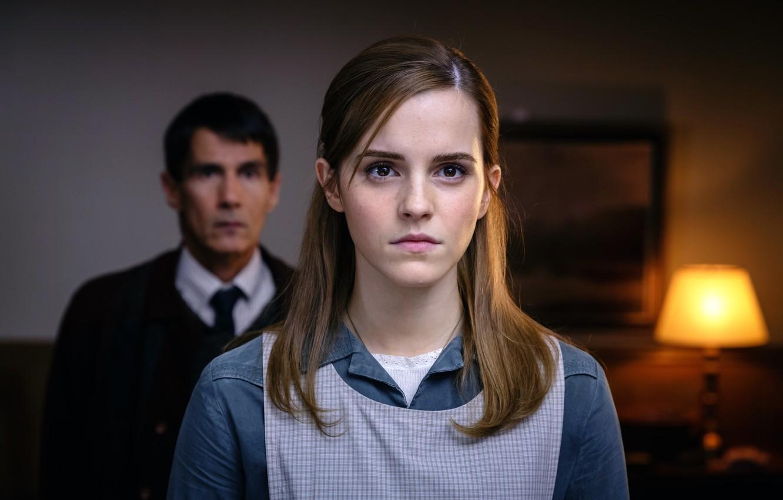 Photo wallpaper Eclipse, Emma Watson, Emma Watson, Regression, Fear always finds its victim