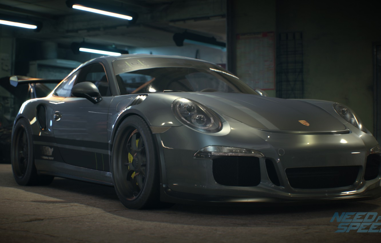 Photo wallpaper tuning, 911, Porsche, GT3, Need For Speed 2015