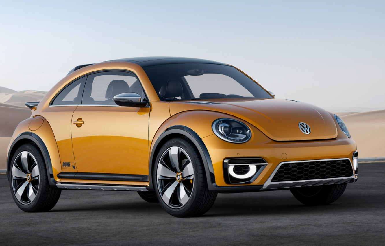 Photo wallpaper road, Concept, box, speed, beetle, Volkswagen, The concept, max, metallic, crossover, Volkswagen, automatic, high, patency, …