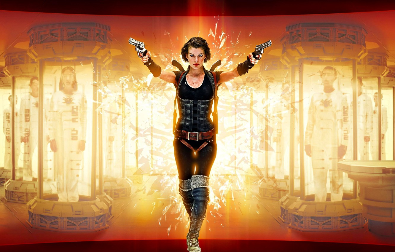 Wallpaper Blink Best of Resident Evil Afterlife Wallpapers HD for
