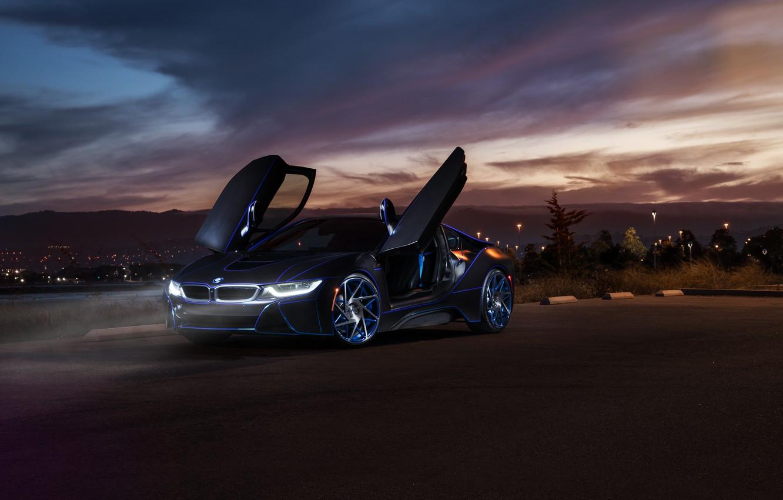 Photo wallpaper BMW, Car, Front, Collection, Aristo, Doors, Customs