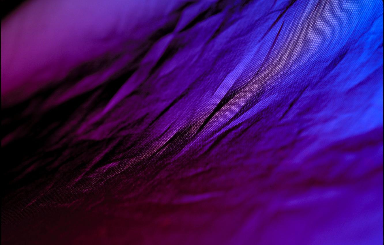Photo wallpaper texture, silk, folds