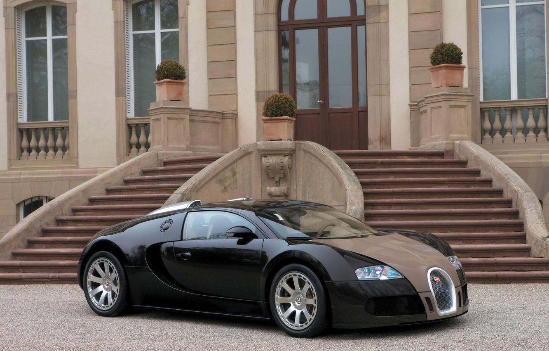 Photo wallpaper House, Bugatti, Veyron