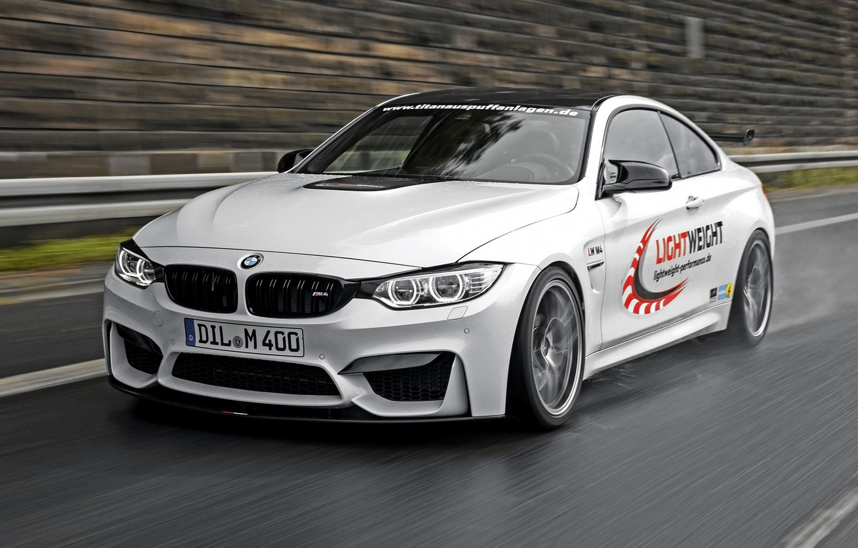 Photo wallpaper BMW, BMW, F82, 2014, 4-Series, LightWeight