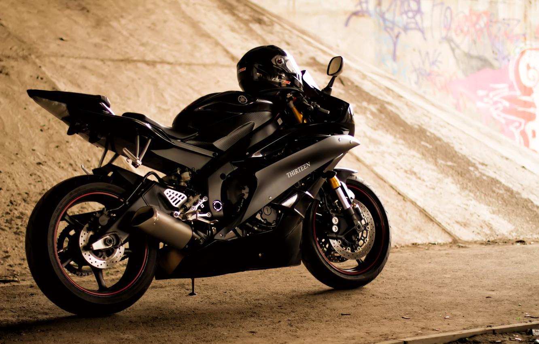 Photo wallpaper photographer, motorcycle, helmet, photography, photographer, Thirteen, Yamaha YZF-R6