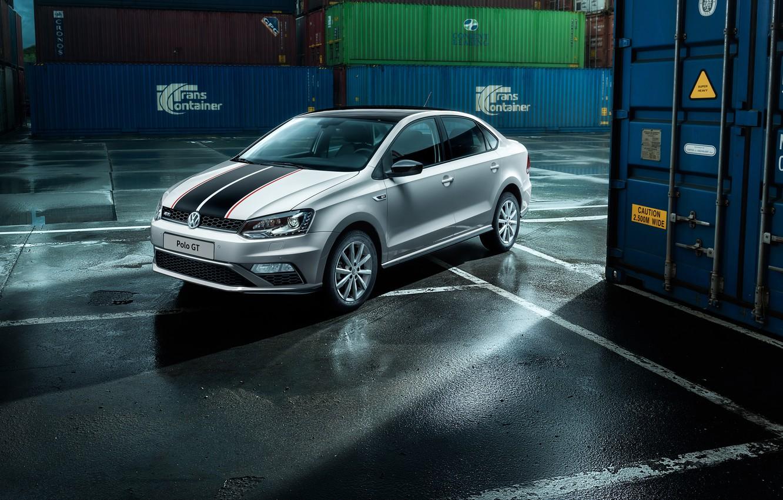 Photo wallpaper Volkswagen, Volkswagen, Polo, Polo