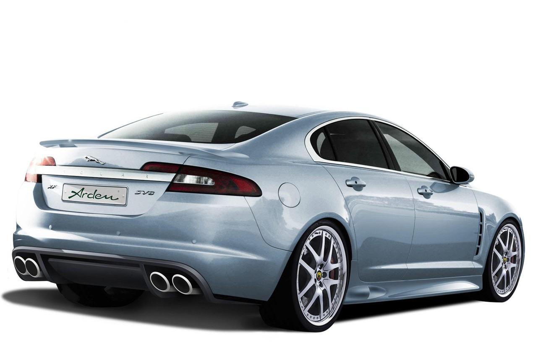 Photo wallpaper Jaguar, sedan, Arden