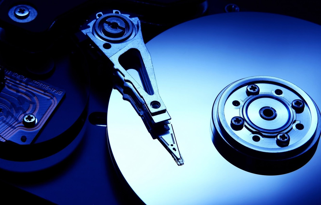 Wallpaper Hdd Read Head Hard Drive Magnetic Disks Images