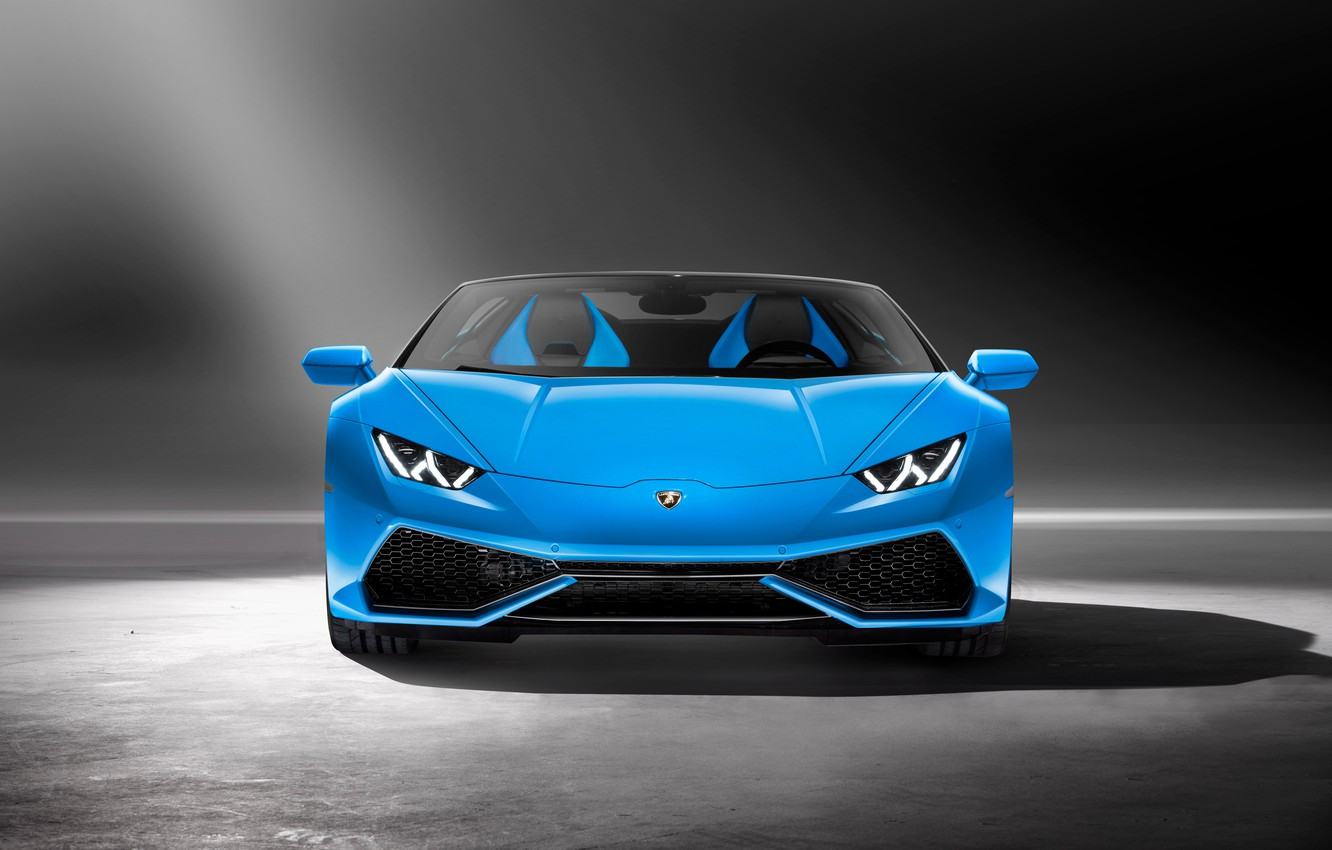 Photo wallpaper Lamborghini, Lamborghini, 2015, Huracan, hurakan