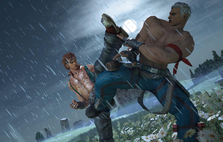 Wallpaper Fighting Namco Tekken Hwoarang Bryan Fury