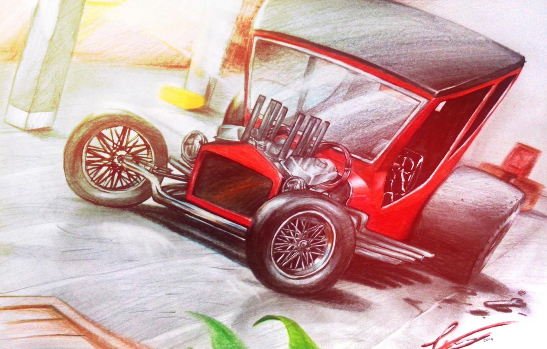 Ромашки, открытка с днем рождения прикольные авто