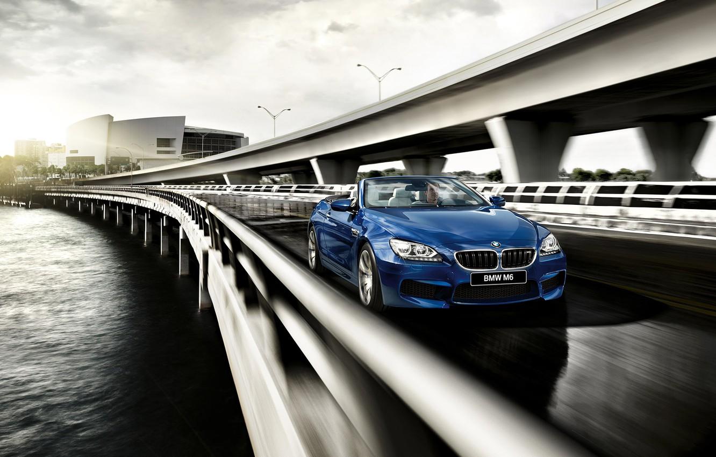 Photo wallpaper BMW, BMW, convertible, Cabrio, F12, 2015