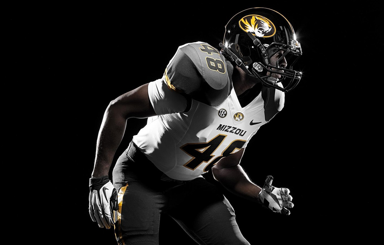 Wallpaper Room Helmet Uniform Nike Ncaa Missouri Tigers