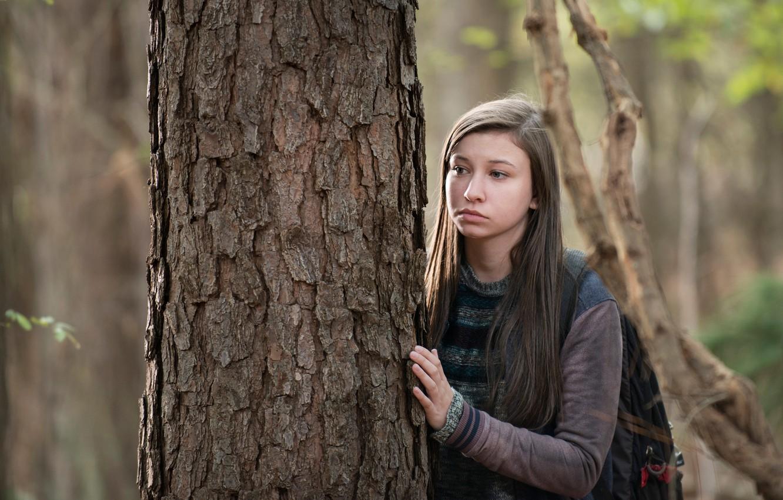 Wallpaper The Walking Dead Walking Season 5 Episode 15 Katelyn