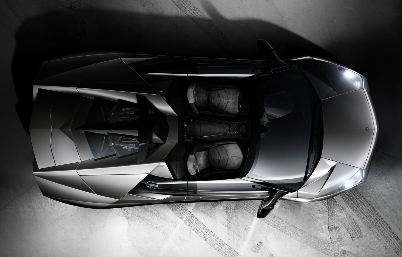 Photo wallpaper Lamborghini, Reventon, supercar