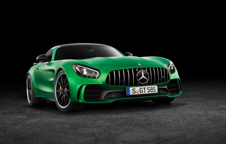 Photo wallpaper background, Mercedes-Benz, Mercedes, AMG, GT3, C190
