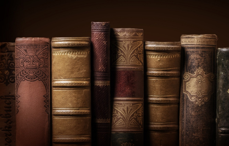 Photo wallpaper books, cover, books, literature, literature