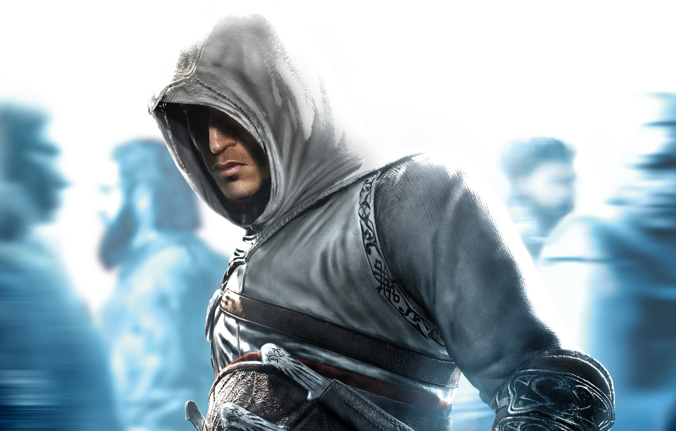 Wallpaper Assassins Creed Ubisoft Assassin S Creed Altair Ibn
