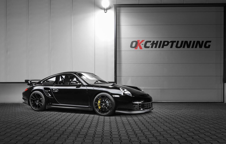 Photo wallpaper 911, Porsche, GT2