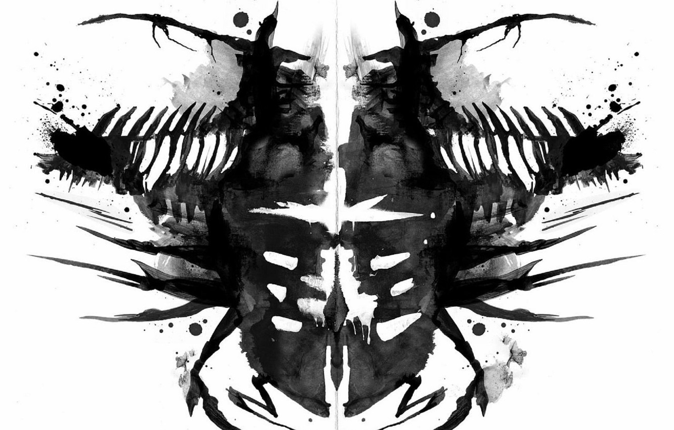 Wallpaper Dead Space Art Rorschach Test Images For Desktop Section Igry Download