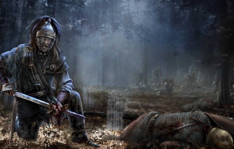 Wallpaper Total War Total War Rome 2 Background Video Games