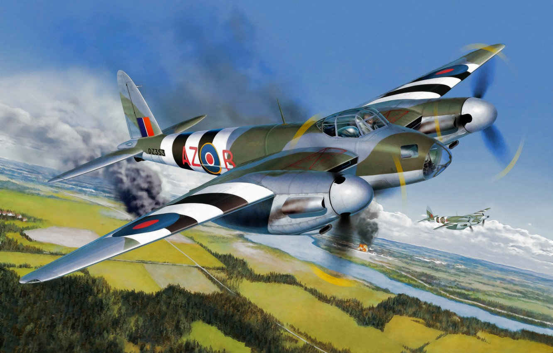 The Luftwaffe's Nightmare : De Havilland Mosquito