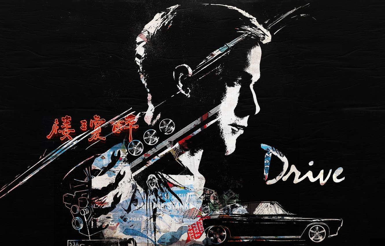Wallpaper Actor Drive Ryan Gosling Nicolas Winding Refn