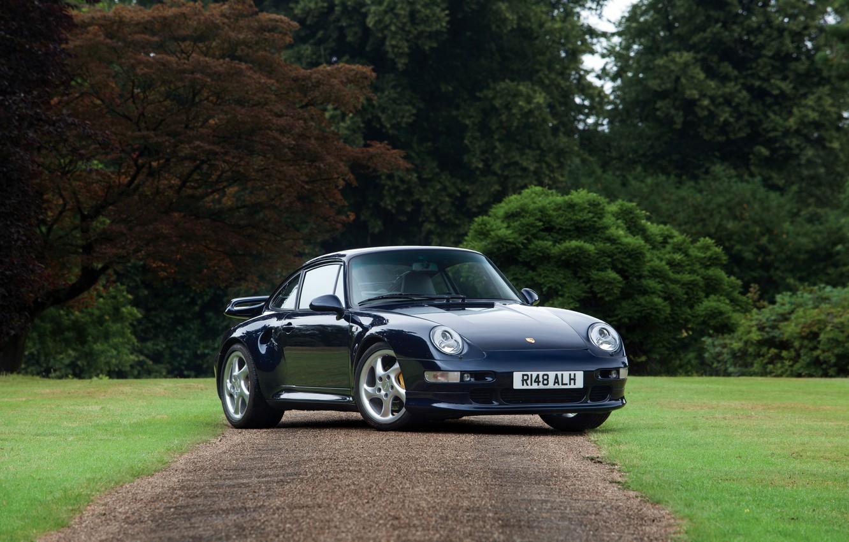 Photo wallpaper 911, Porsche, Porsche, Coupe, 993, UK-spec, 1997, Turbo S