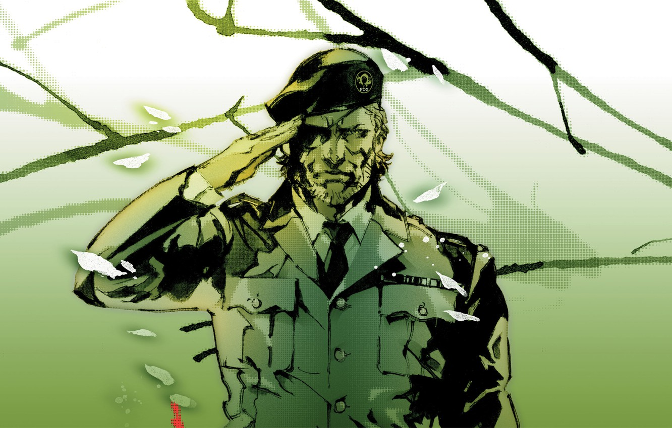Wallpaper Big Boss Mgs3 Snake Eather Images For Desktop