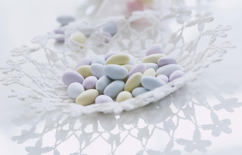 Photo wallpaper food, candy, the gentle tones, Sladkoe
