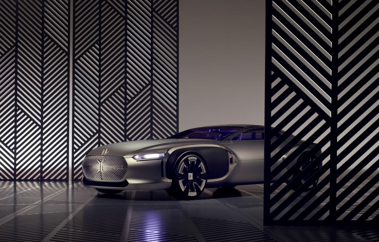 Photo wallpaper Concept, the concept, Renault, Reno, Corbusier
