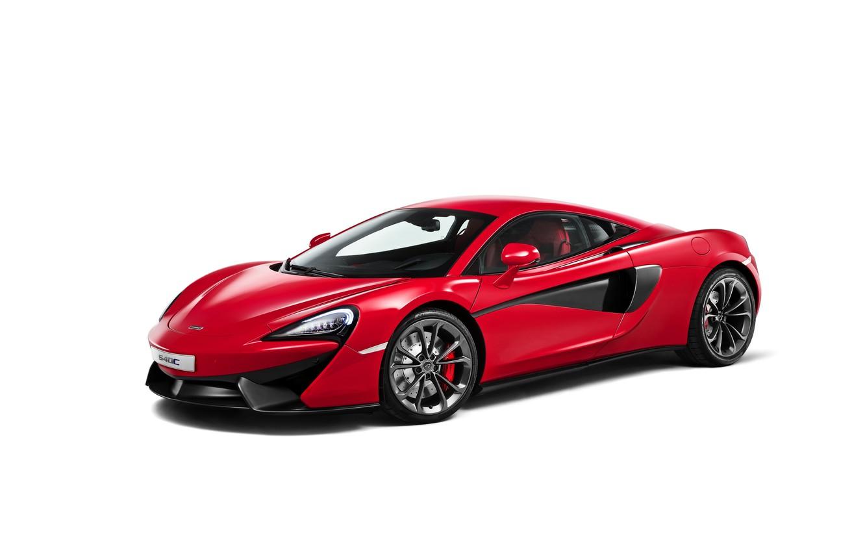 Photo wallpaper coupe, McLaren, Coupe, McLaren, 2015, 540C